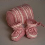 Booties and Bonnet