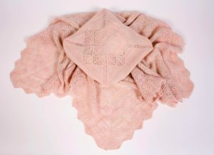 Square Lace Shawl